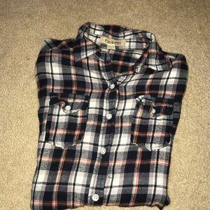 Tops - SUPER SOFT small flannel